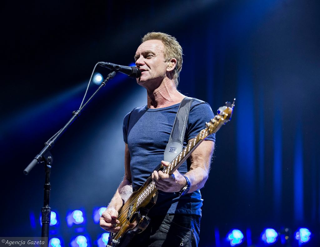 Sting / Jakub Wlodek/AP