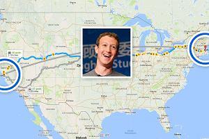 Mark Zuckerberg rzucił studia na Harvardzie i przeniósł się do Doliny Krzemowej