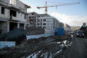 Polski rynek nieruchomości bije rekordy. Deweloperzy budują aż się kurzy