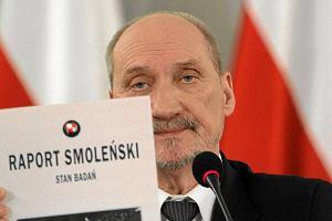"""Macierewicz nigdy nie powo�ywa� si� na prof. Lakowicza? """"Oczywi�cie, �e nie"""". Tymczasem w rozmowie z Niezale�n�.pl... [WIDEO]"""