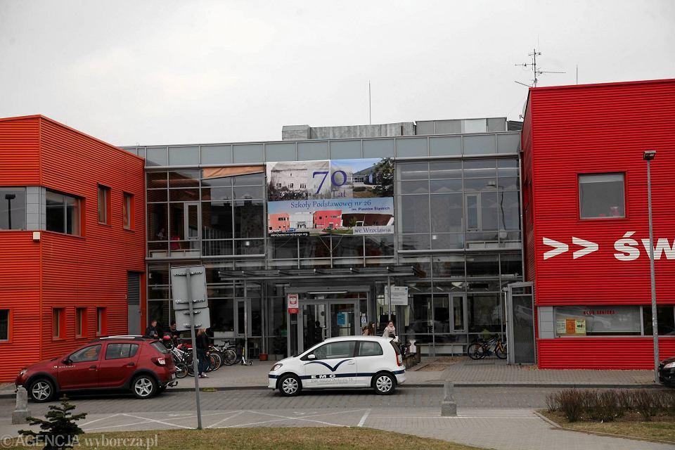 Szkoła przy ul. Suwalskiej we Wrocławiu