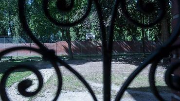 Spacerniak w Kocborowie