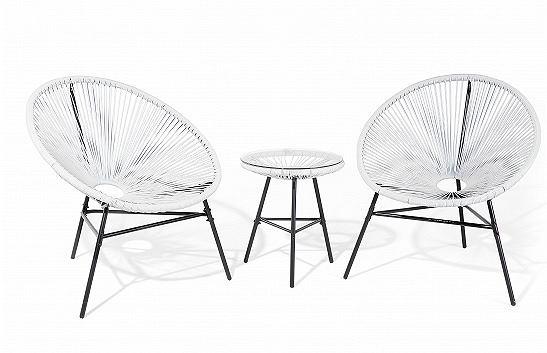 stół z krzesłami Acapulco