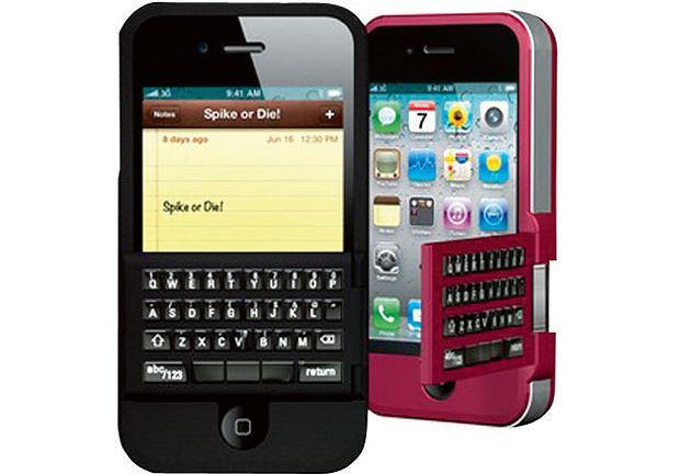Spike iPhone Keyboard. Cena: 35 dol.