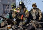 Rozmowy w Mi�sku nie wstrzyma�y walk na wschodzie Ukrainy