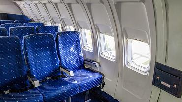 Czy okna w samolocie mogą pęknąć?