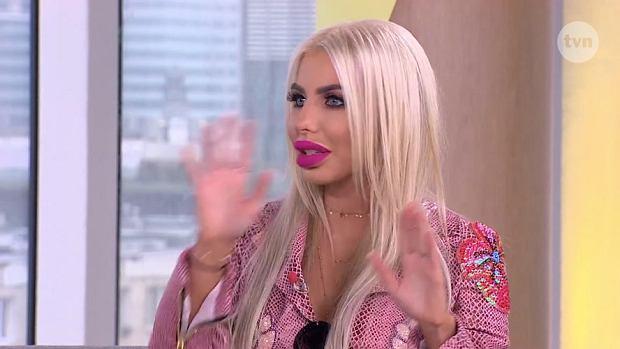 """Anella, czyli """"Polska Barbie"""", robi furorę. W Polsce jest zapraszana do telewizji śniadaniowych, udziela wywiadów. Teraz dotarła do Wielkiej Brytanii, gdzie piszą o niej w gazetach. Choć widzieli naprawdę wiele, jej widok poruszył Brytyjczyków."""