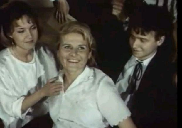 "Gra�yna B��cka-Kolska, Kasia z filmu ""Kogel-Mogel"""