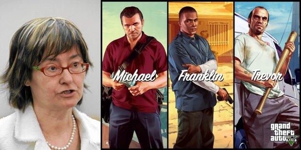 """Rzecznik praw obywatelskich ��da zakazu sprzeda�y nieletnim gry """"Grand Theft Auto V"""""""