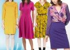 Najpiękniejsze kolorowe sukienki z jesiennych kolekcji
