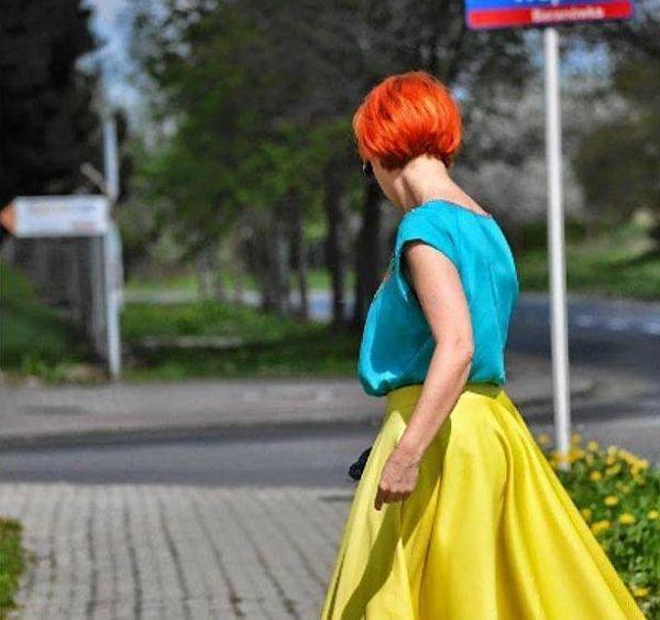 Moda po czterdziestce? Do�� szarej dres�wki
