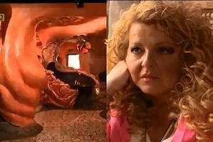 """Magda Gessler w """"Kuchennych rewolucjach"""" opuściła lokal: To wygląda jak wnętrzności powieszone na ścianie. Wnętrze jest wymiotne"""