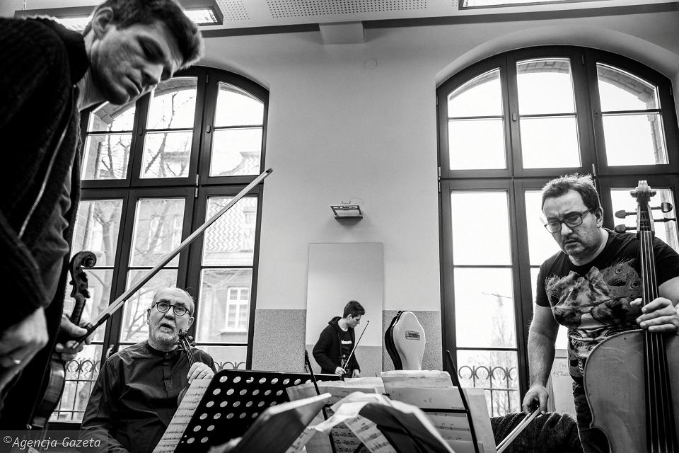Cegla Z Gazety Dla Czworki Muzykow Zdaniem Wielu Sa Najlepsi W Polsce