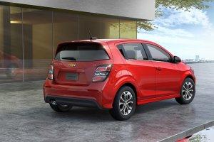 "Nowy Jork 2016 | Chevrolet Sonic | Ma�y i ""sportowy"" Chevy"