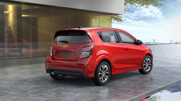 "Nowy Jork 2016   Chevrolet Sonic   Ma�y i ""sportowy"" Chevy"