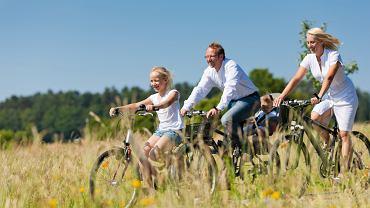 Rower to idealny pomysł na wspólne spędzanie czasu