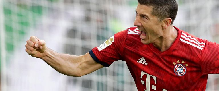 Bundesliga. Robert Lewandowski bohaterem Bayernu Monachium. Dwa gole i asysta
