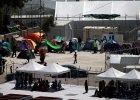 Uchod�cy na Lesbos czekaj� na papie�a Franciszka
