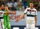 Telekom Cup. Bayern w finale po karnych, przepi�kny gol Lewandowskiego