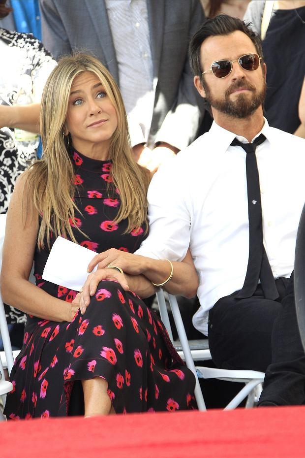 Zdjęcie numer 5 w galerii - Justin Theroux złożył Jennifer Aniston życzenia na Instagramie. Dominuje w nich jeden przymiotnik. Internauci są poruszeni