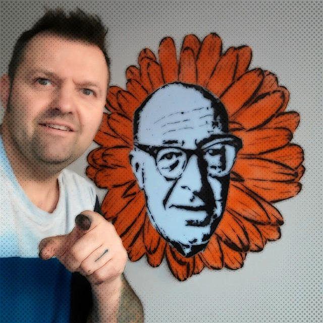 Przy Dworcu Gdańskim powstanie galeria murali 'Witamy w domu' upamiętniająca wydarzenia Marca '68