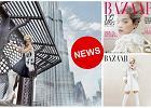"""Wspania�a Rita Ora w oryginalnych stylizacjach z metk� Chanel w awangardowej sesji dla arabskiego """"Harper's Bazaar"""" [ZDJ�CIA]"""