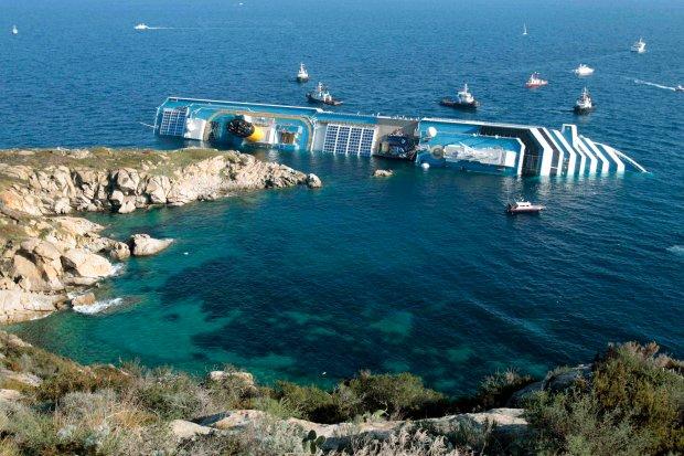 W�ochy: znale�li zw�oki ostatniej z ofiar katastrofy statku Costa Concordia. To indyjski kelner