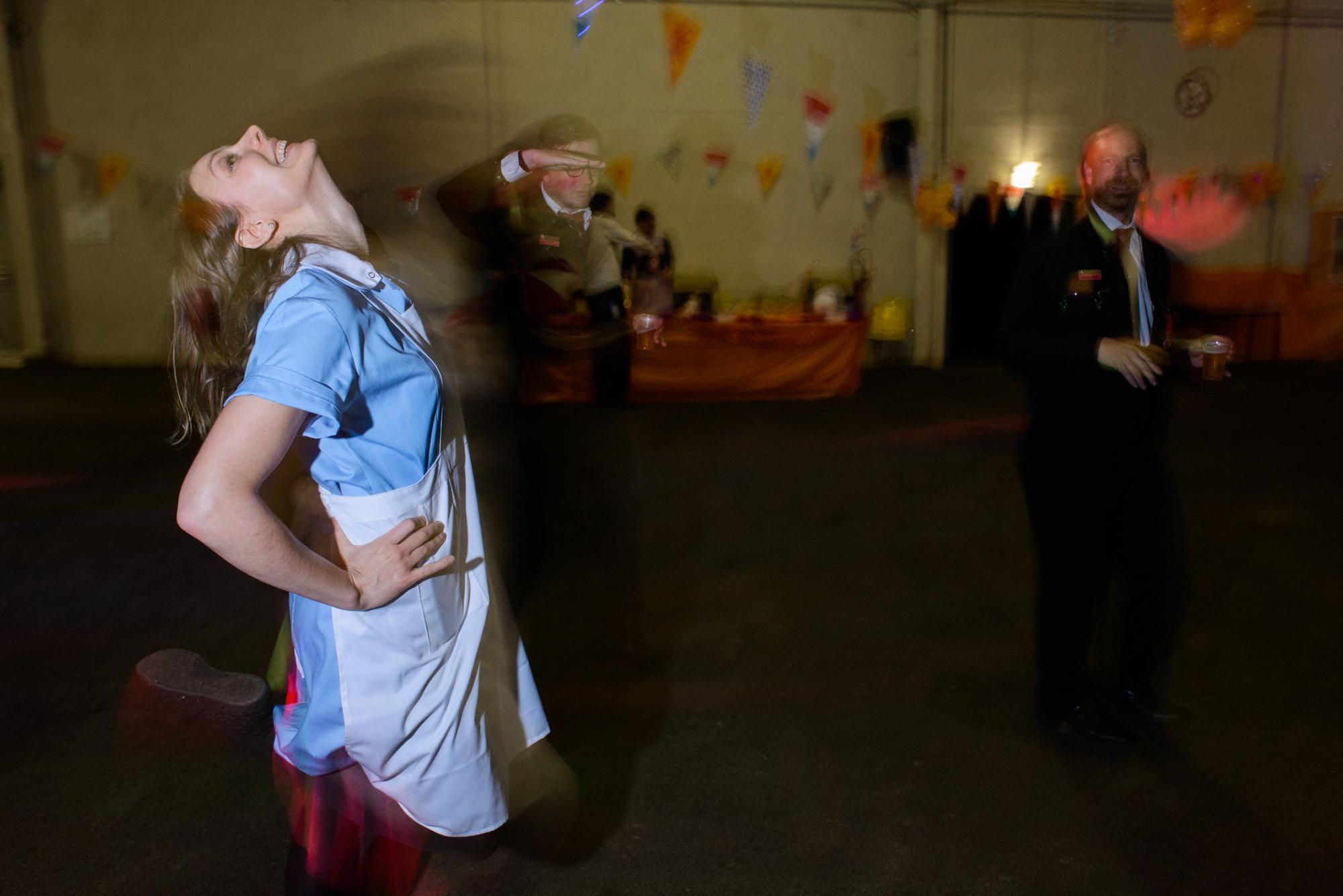 Impreza organizowana przez holenderski związek zakonu (fot. Piotr Idem)