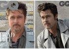 Brad Pitt w nowym GQ: Szcz�cie jest przereklamowane! [SZCZERY WYWIAD]