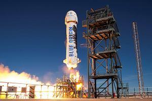 Wiemy, ile trzeba będzie zapłacić za wycieczkę w kosmos statkiem New Shepard. Pierwsze loty w przyszłym roku