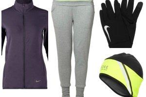Bieganie zim� - modne ubrania sportowe dla Kobiet