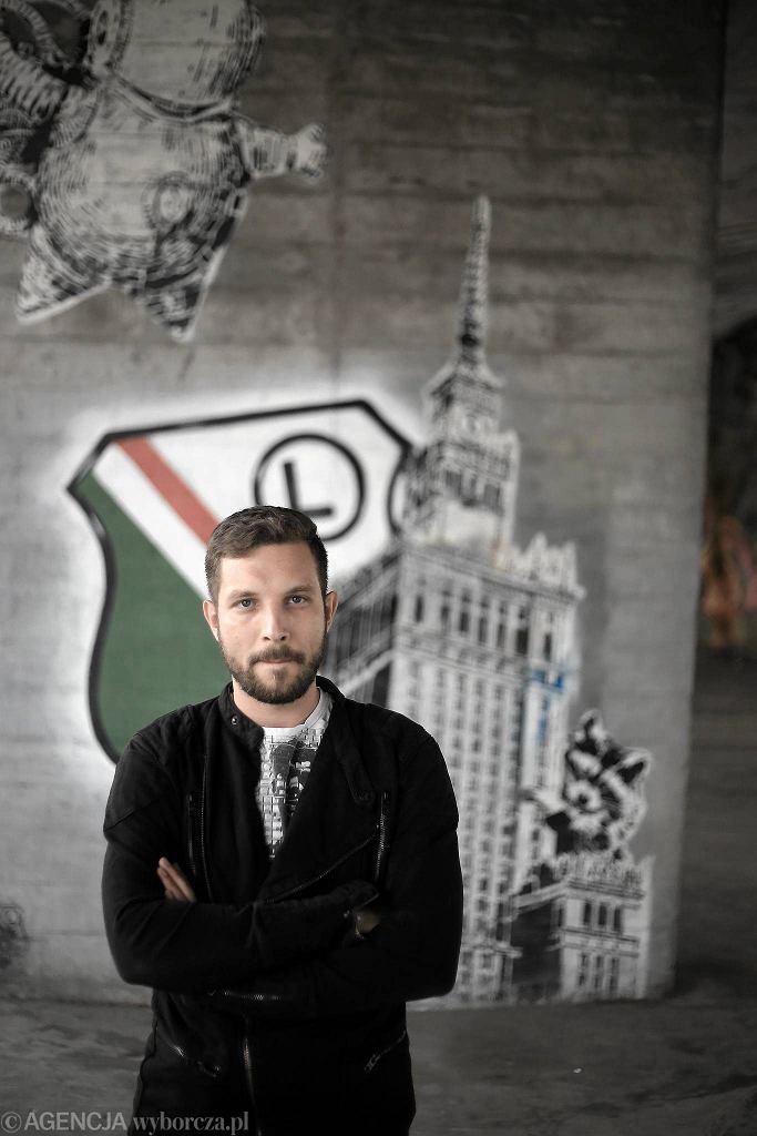 Michał Buszewicz / JACEK MARCZEWSKI