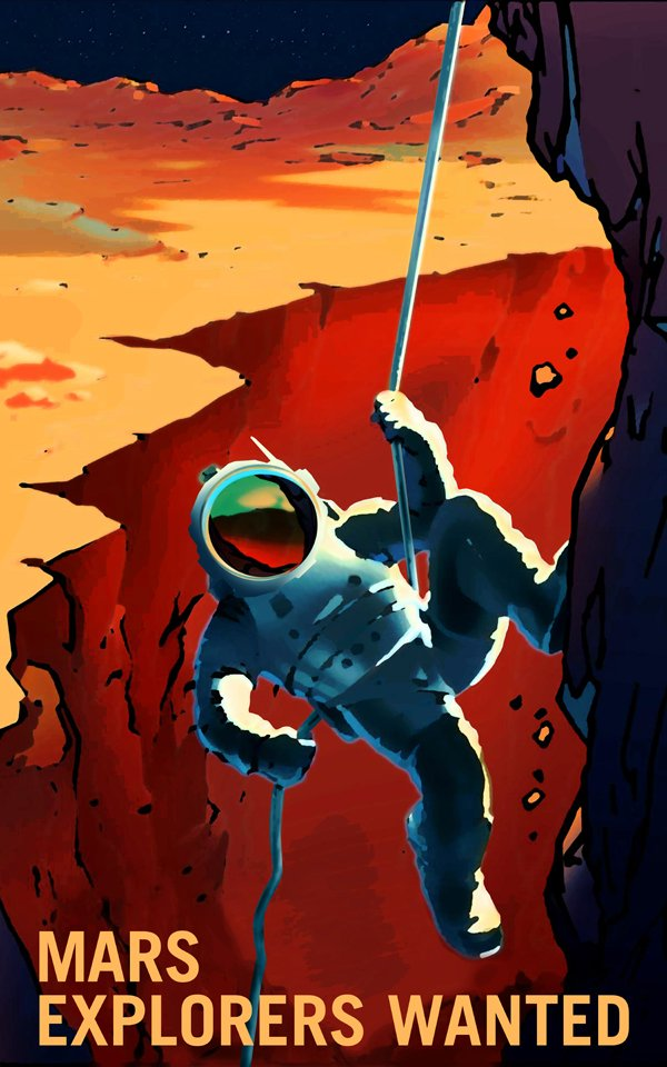 NASA chce, być badał dla niej Marsa