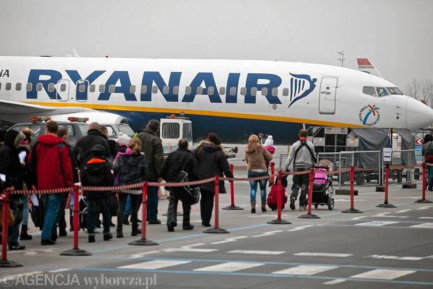 Ponad 800 lotów Ryanaira z Warszawy wstrzymanych. Niezrozumiała decyzja przewoźnika