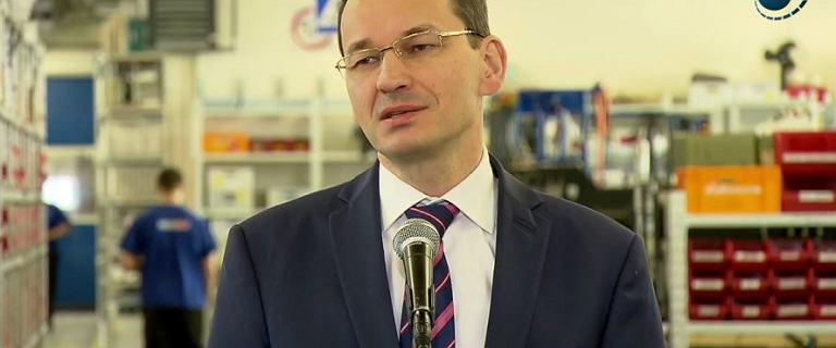 M. Morawiecki: Należy wzmocnić Fundusz Wsparcia Kredytobiorców, banki powinny płacić więcej