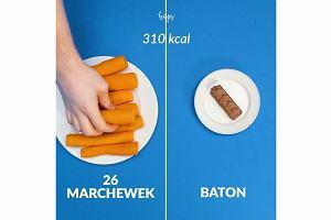 Masz ochotę na coś niezdrowego? My już nie! Jeden batonik to aż 310 kcal... [HAPS FIT]