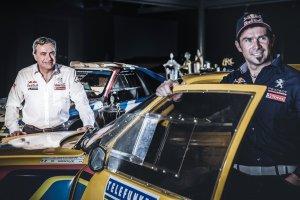 Peugeot ponownie w Rajdzie Dakar!