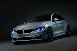 BMW M4 Concept Iconic Lights | O�wietlenie XXII wieku