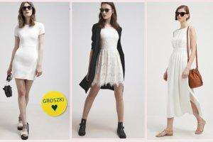 b802260414 Nieśmiertelnik letniej szafy - biała sukienka