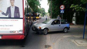 Ukrainiec urządził sobie rajd