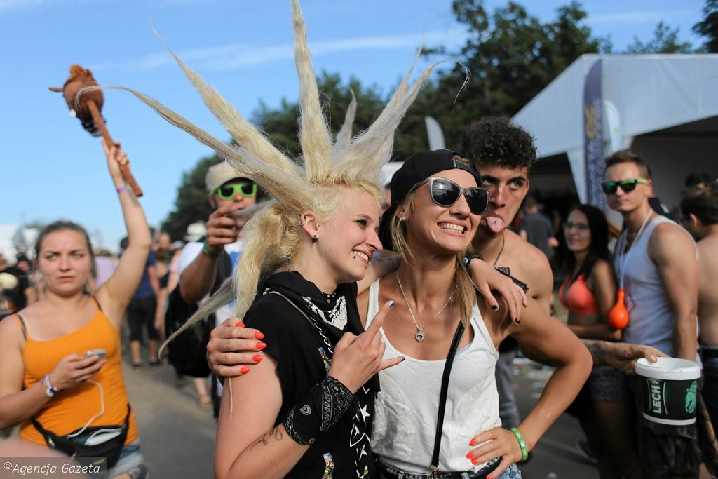 t16.07.2016 Kostrzyn nad Odra . 22. edycja festiwalu Przystanek Woodstock .Fot. Grzegorz Skowronek / Agencja Gazeta