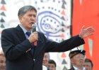 Kirgiskie wesele tylko dla bogaczy
