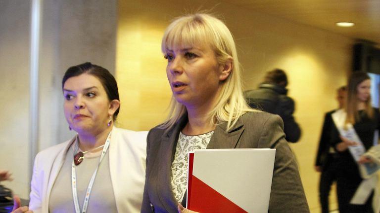 Elżbieta Bieńkowska na Europejskim Kongresie Gospodarczym