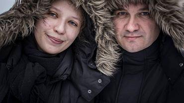 Aleksandra Małecka i Piotr Marecki