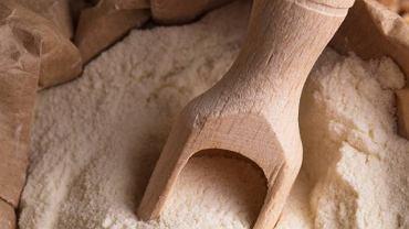 Mąka, w zależności od jej rodzaju, jest bogatym źródłem białka, soli mineralnych oraz witamin z grupy B