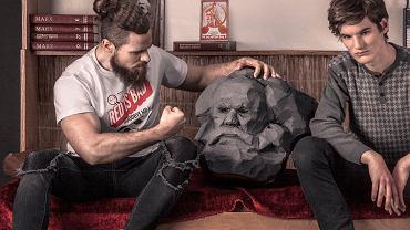 Kampania kolekcji 'Goodbye Mr. Marx' Red is Bad