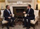 """Tusk po spotkaniu z Cameronem: """"Nie ma porozumienia"""""""