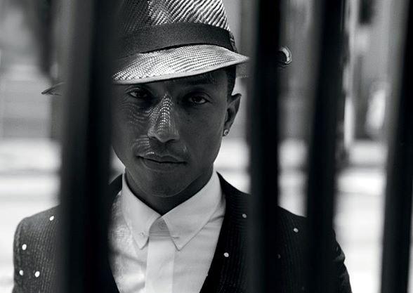 """Pharrell opublikował zapowiedź klipu do nagrania """"Gust of Wind""""."""