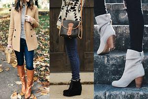 518ed64793923 Jakie buty wybrać, by ukryć masywne łydki? Te modele cię nie zawiodą!