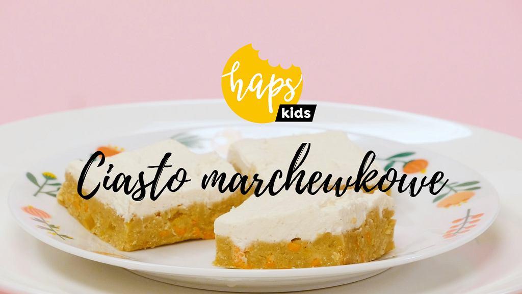 Haps ciasto marchewkowe